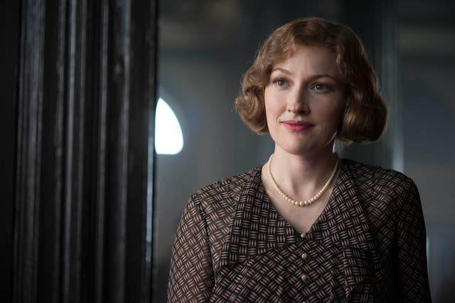 Undated Sky Atlantic Handout Photo from Boardwalk Empire showing Kelly Macdonald as Margaret Thompson (BSkyB/HBO)