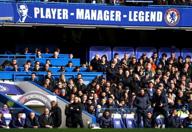 Mourinho is no longer the hero he once was at Stamford Bridge