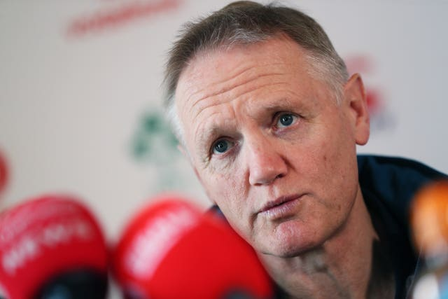 Ireland Team Announcement – Carton House