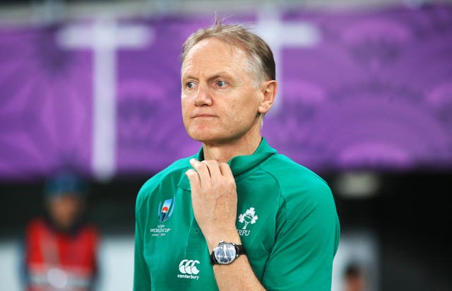Joe Schmidt won three Six Nations titles with Ireland
