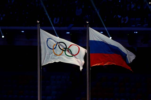 Only clean Russian athletes have been invited to the Winter Olympics following the Sochi doping scandal in 2014