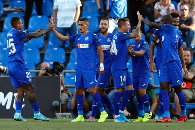 Getafe have drawn four of their six LaLiga matches this season but beat Trabzonspor in the Europa League earlier this month