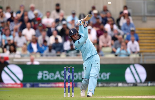 Jason Roy has been instrumental since his return from a hamstring tear (Nick Potts/PA)