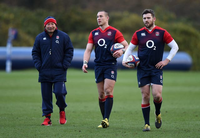 England Training Session – RBS Six Nations – Pennyhill Park