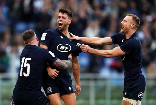 After Italy lost to France 35-22, they also suffered a 17-0 defeat to Scotland in Rome