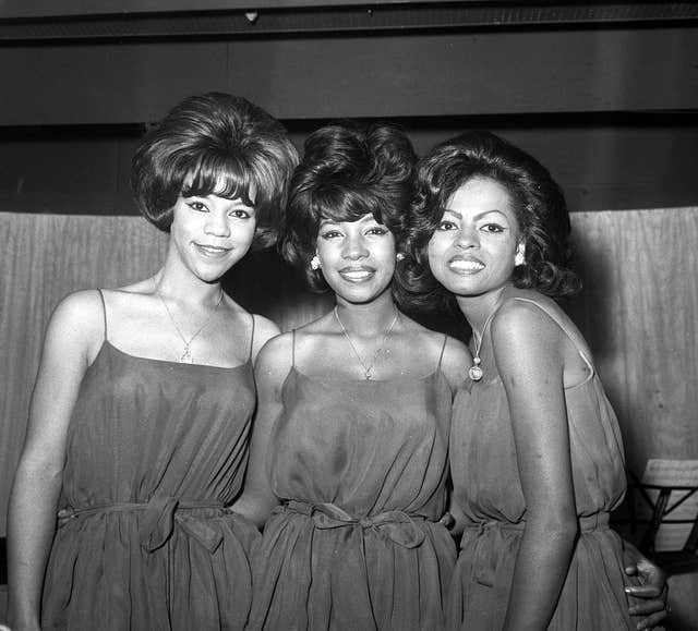 Music – The Supremes