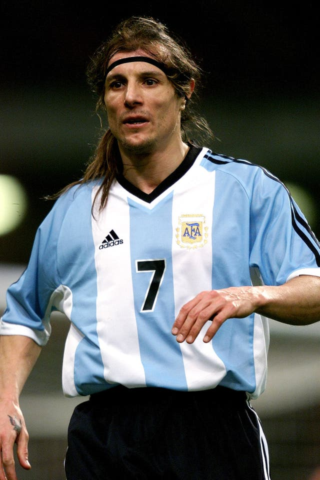 Claudio Caniggia scored the winner against Brazil in 1990
