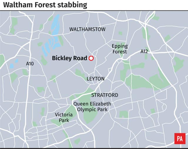 Waltham Forest stabbing