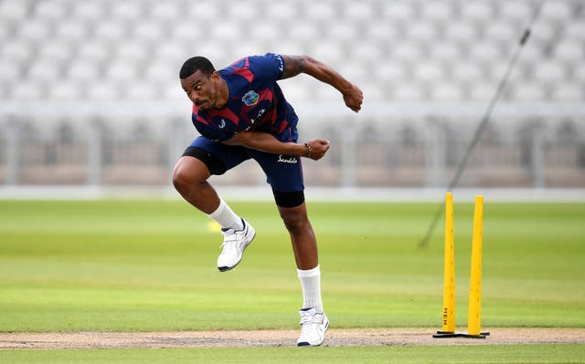 Shannon Gabriel did his Test claims no harm