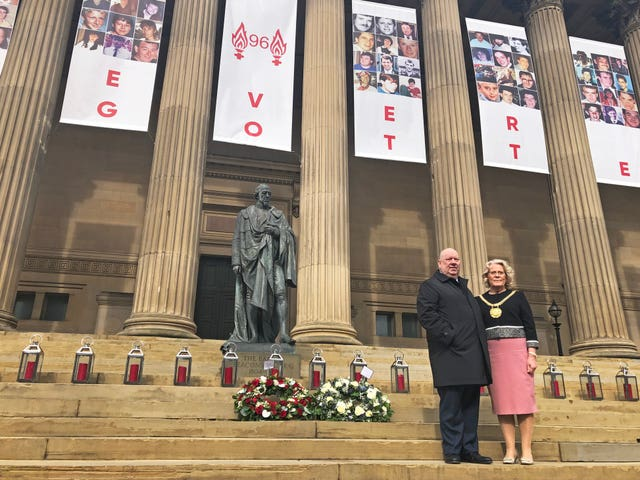 30th anniversary of the Hillsborough disaster