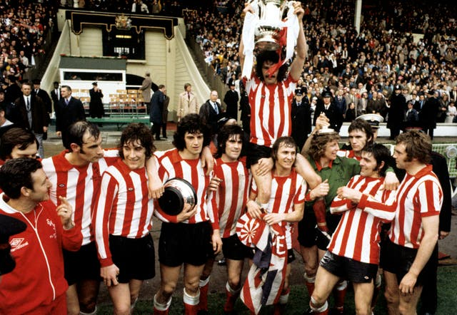 Mick McCarthy cited Sunderland's 1973 FA Cup-winning side as an example of a team upsetting the odds