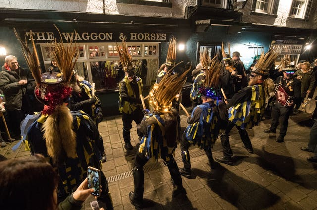 Hartley Wintney Wassail