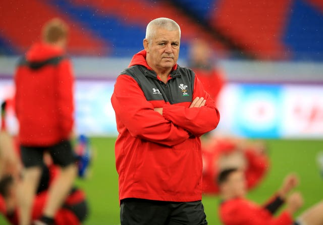 Wales Training Session – International Stadium