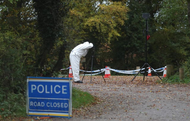 Body found at Watlington Hill