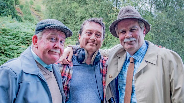 Still Game to receive Scottish Bafta