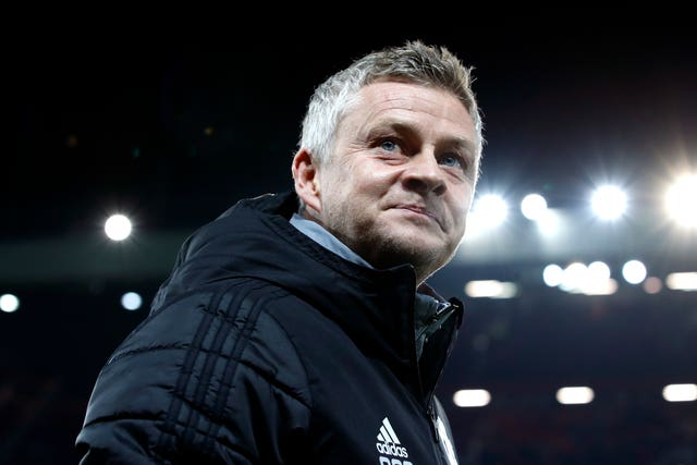 Ole Gunnar Solskjaer has spoken to his players about their social media use