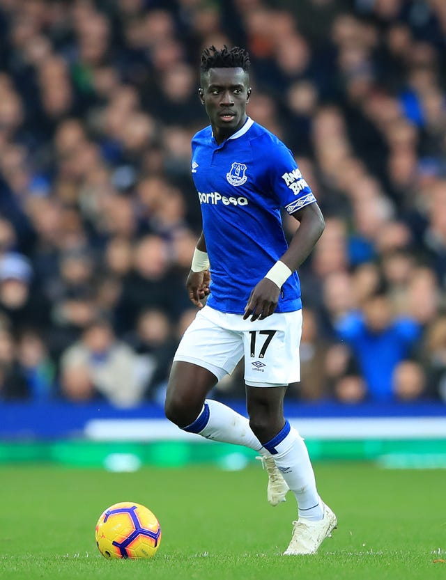 Idrissa Gana Gueye File Photo