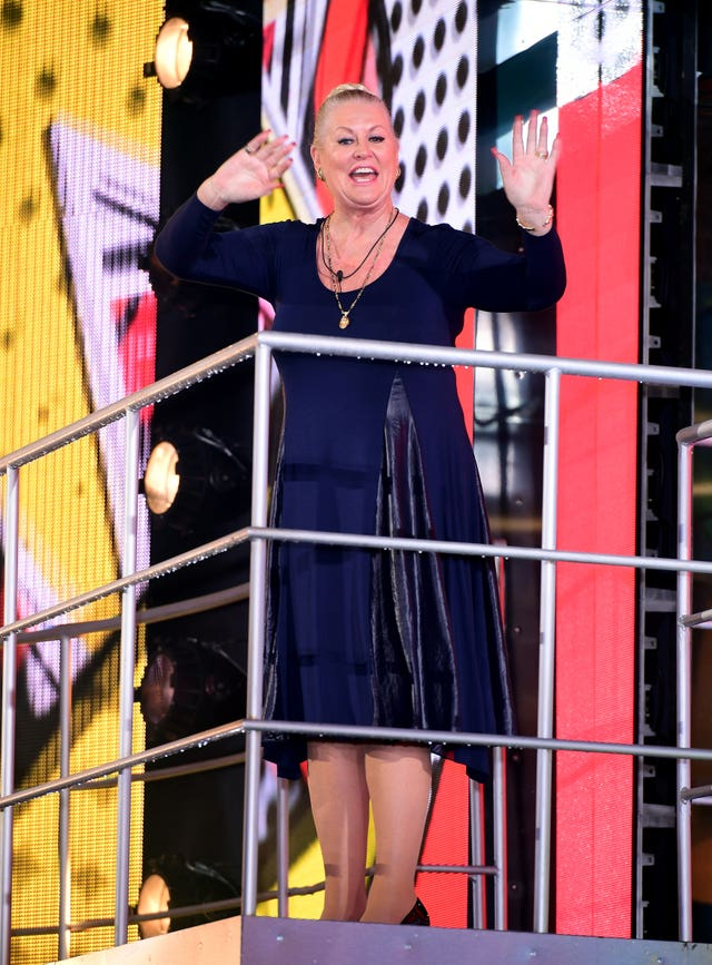 TV cleaner Kim Woodburn