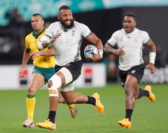 Fiji, and Waisea Nayacalevu, threatened to cause an upset