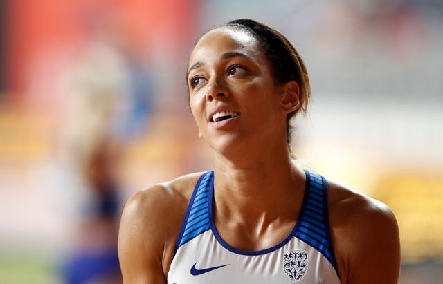 Katarina Johnson-Thompson is among those who have raised concerns about the Olympics (Martin Rickett/PA)
