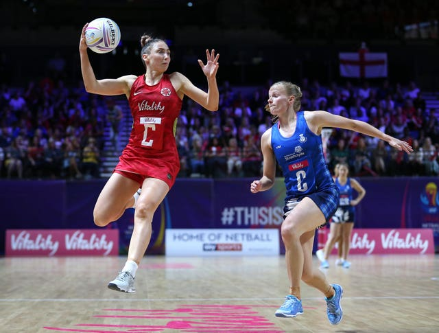 Netball World Cup 2019 – Day Two – M&S Bank Arena