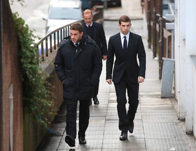 Jon Flanagan court case