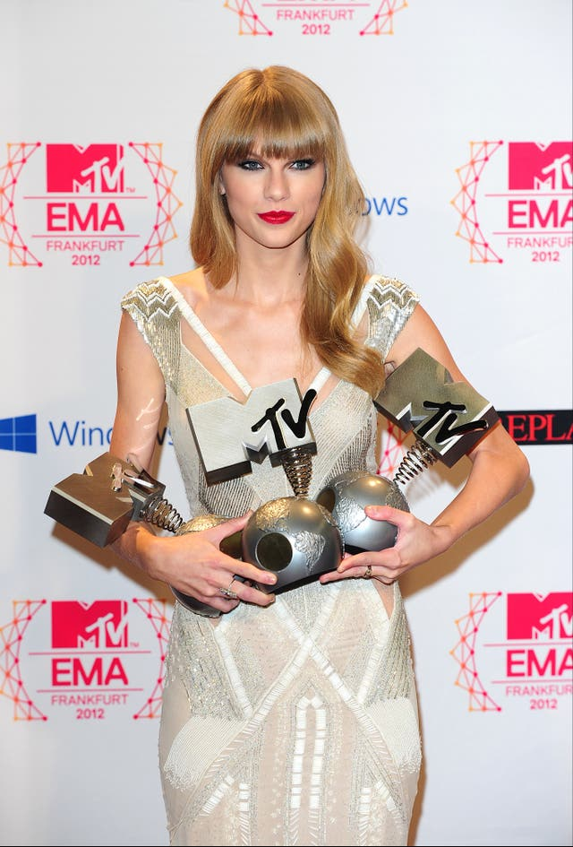 MTV Europe Music Awards – Frankfurt