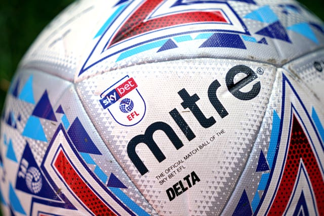 The EFL remains indefinitely suspended