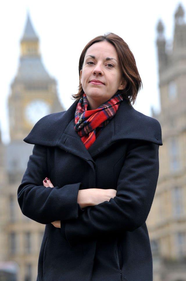 Former Scottish Labour leader Kezia Dugdale is among those backing a new campaign for single market membership (Nick Ansell/PA)