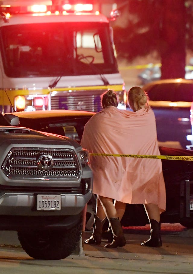 California Bar Shooting