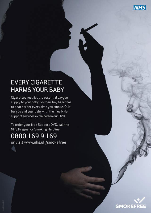 Campaign to target pregnant smokers
