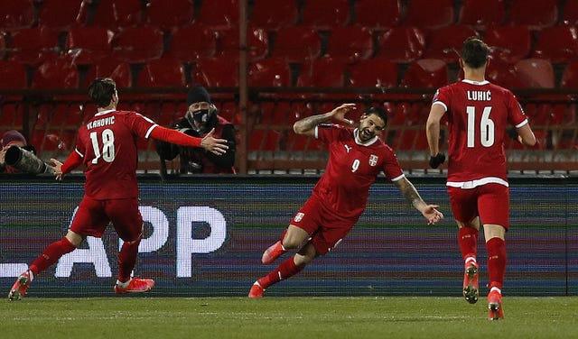 Serbia v Republic of Ireland - 2022 FIFA World Cup - European Qualifying - Group D - Rajko Mitic Stadium