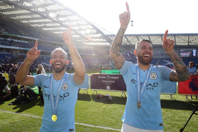 Sergio Aguero and Nicolas Otamendi were among the City players to miss out on a full pre-season due to international commitments