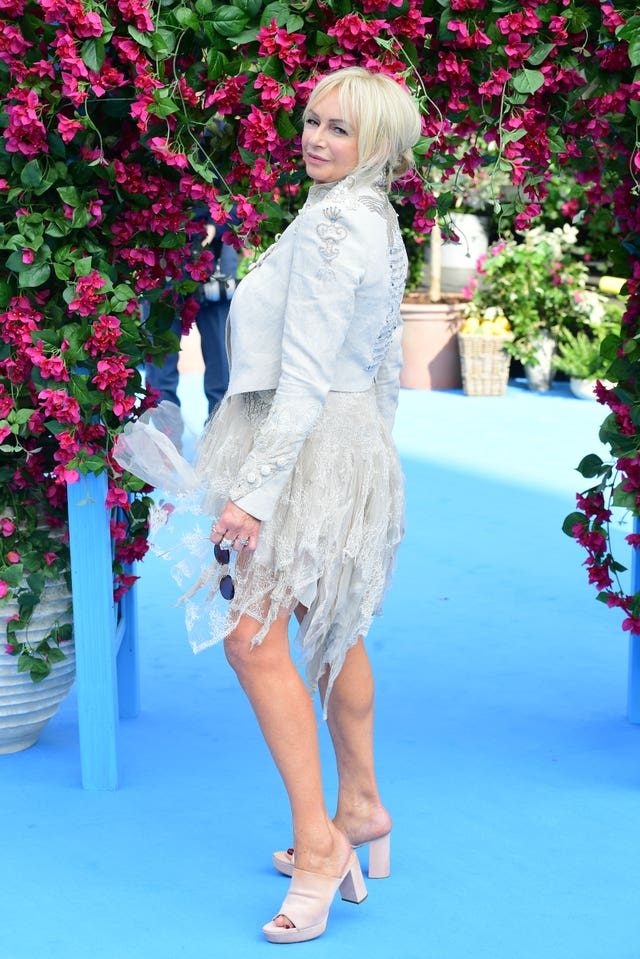 Mamma Mia! Here We Go Again Premiere – London