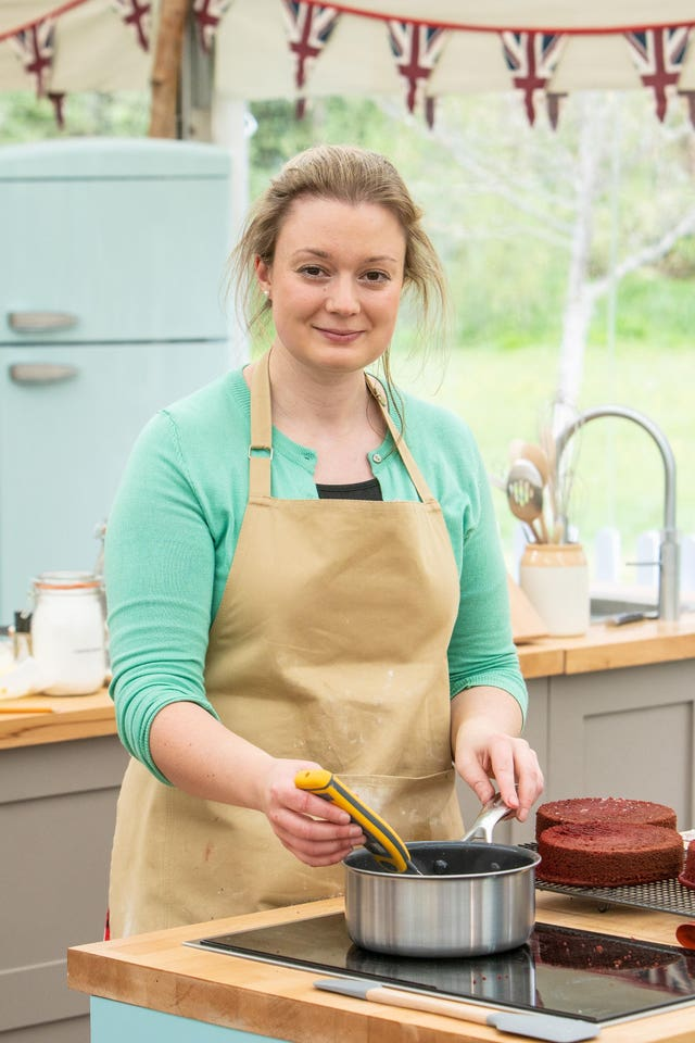 The Great British Bake Off contestant Rosie