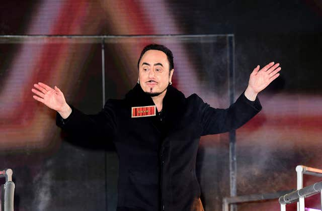 David Gest on Celebrity Big Brother 2016