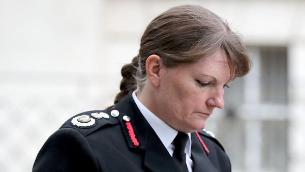 London fire chief says Grenfell 'will never leave me' as retirement announced