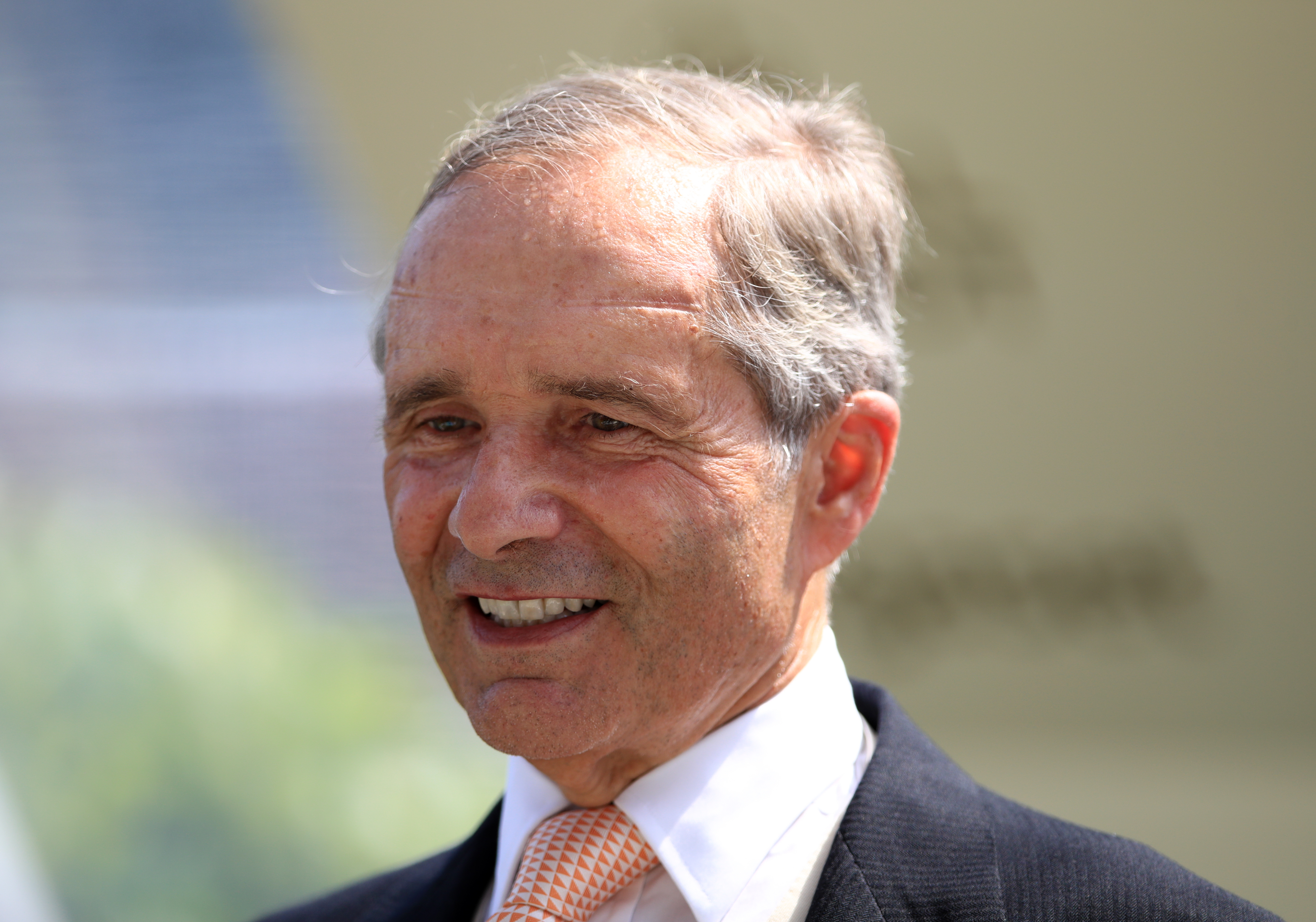 Persian King looks another top-class prospect for Andre Fabre