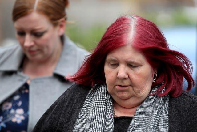 Jennifer Johnson court case