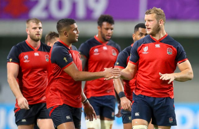 England's players have been given the weekend off following their win against the USA