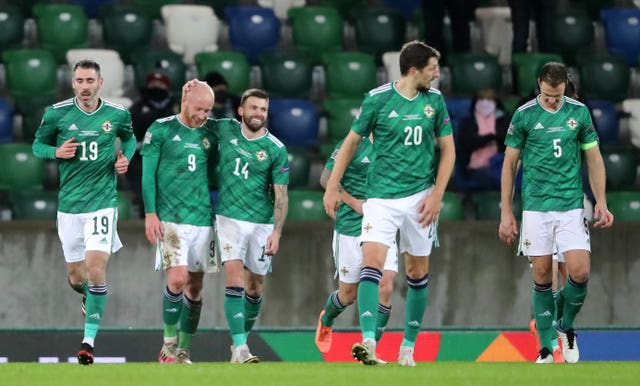 Northern Ireland v Romania – UEFA Nations League – Group B1 – Windsor Park