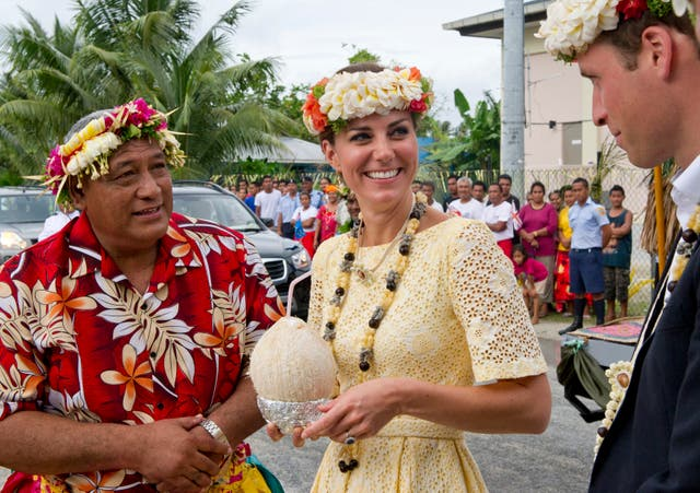 Royal tour of the Far East and South Pacific – Day Eight