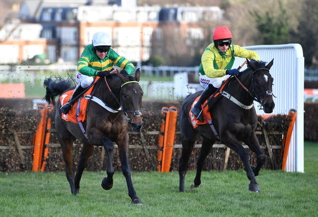 Buveur D'Air looks set to return in the Contenders Hurdle at Sandown