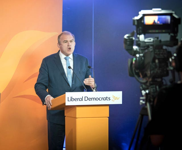Liberal Democrats online conference