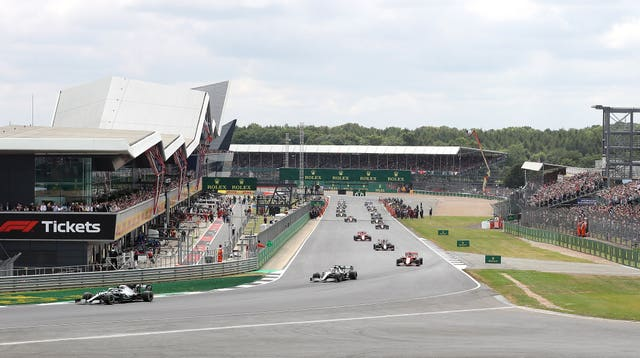 British Grand Prix File Photo