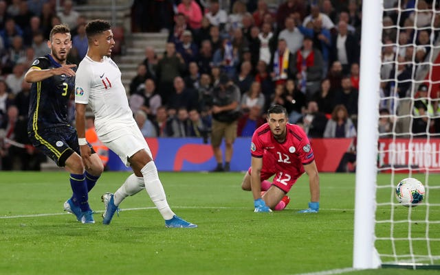 England made a successful return to St Mary's