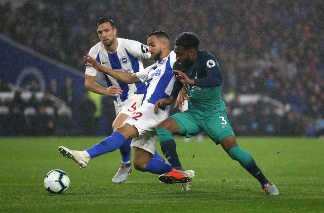Danny Rose was back to his best as he helped Spurs end a three-game losing streak at Brighton