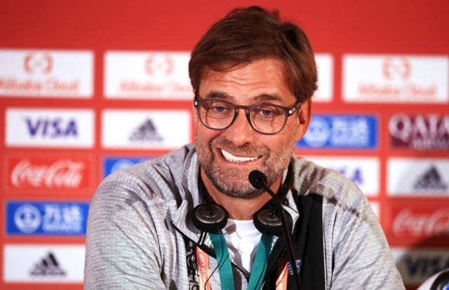 Jurgen Klopp insists Liverpool do not see themselves as favourites