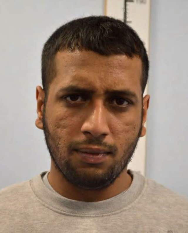 Nadeem Patel had previously pleaded guilty to possessing a handgun (Metropolitan Police/PA)