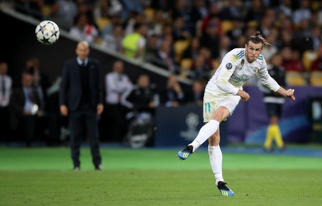 Gareth Bale File Photo